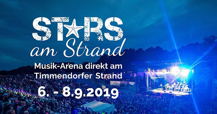 Stars Am Strand 2019 Live Open Air Timmendorfer Strand